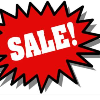 All items are REPRICED!!!! Starts@20ph