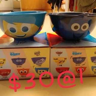 7-11 X PIXAR 30 years of Pixar 小薑 麥坤 阿樂 多莉