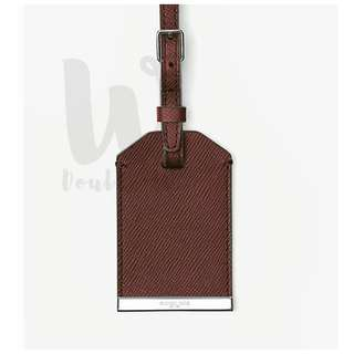 [Double W] 全新正品 Michael Kors MK 旅遊掛牌 (39F6LLTV1L)Luggage Tag