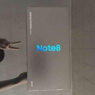 Note 8 Samsung
