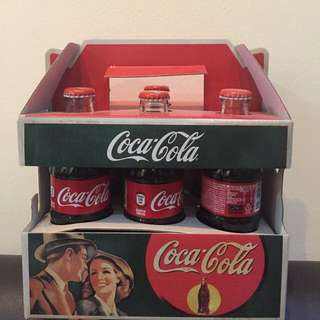 Limited edition Coca Cola Collectibles set of 6