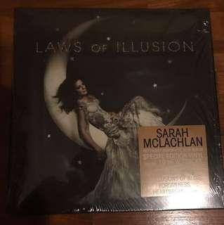 Sarah McLachlan Laws of Illusion LP Vinyl Record