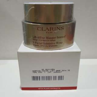 Clarins V-Facial Intensive Wrap 75ml Tester