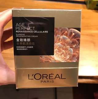L'Oréal age perfect renaissance cellulaire supreme regenerating cream