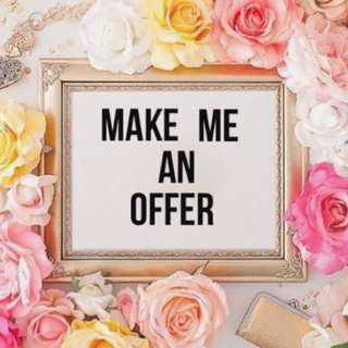 🌷Make Me An Offer 🌷