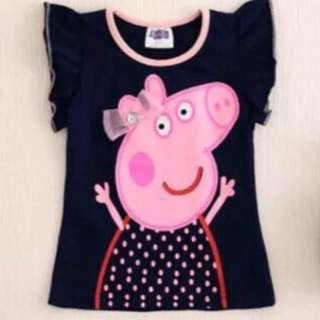 Peppa Pig T Shirt Brand New 3 To 4 Yrs Old Available