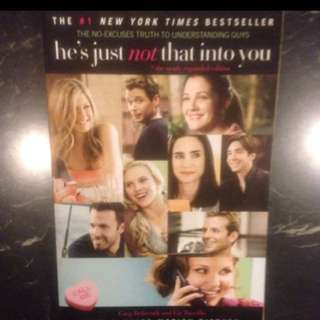 Special Offer! He's just not that into you (the newly expanded edition) The No-Excuses Truth to Understanding Guys (A major motion picture)