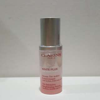 Clarins White Plus Tri-Intensive Brightening Serum 30ml