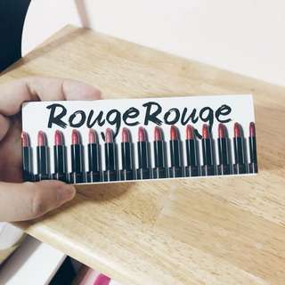 Shiseido Rouge Lipstick