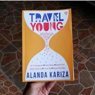 Travel Young (Alanda Kariza) - edisi TTD