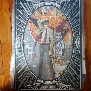 Obata Takeshi Artbook - blanc et noir