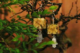 Anting anting bunga - dried flower