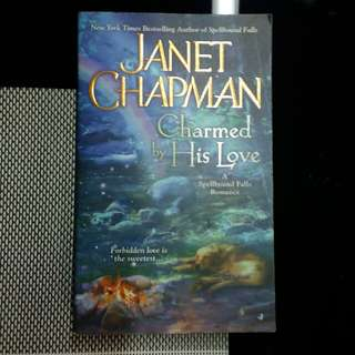CHARMED BY HIS LOVE- JANET CHAPMAN