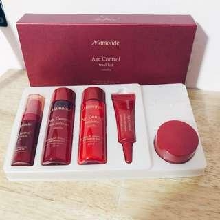 Mamonde Age Control Trial Kit