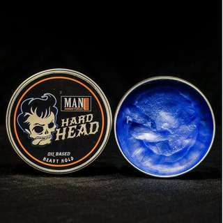 Hard Head Man Pomade 100g
