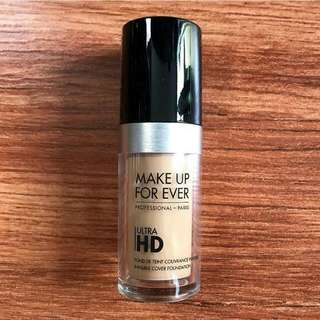 MUFE Foundation ( Make Up For Ever ) Ultra HD foundation