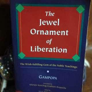 Jewel Ornament of Liberation Book