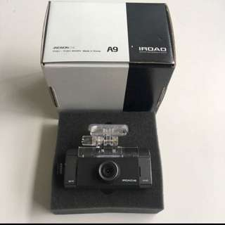 Iroad A9 front dashcam