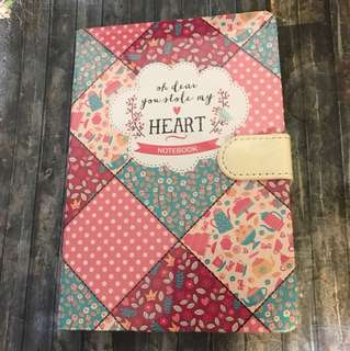 Notebook journal diary gift present