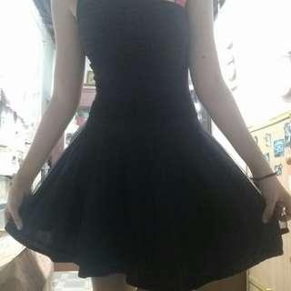 Black Tinkerbell.Inspired Dress