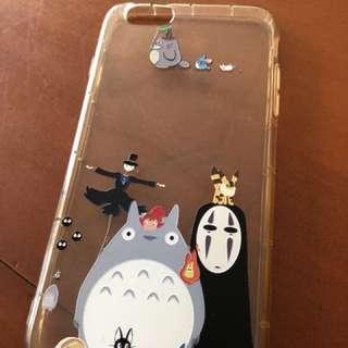 蘋果6+手機殼