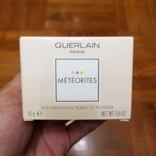 法國產Guerlain Light-revealing Pearls of Powder煥彩流星珍珠粉球25g2clair/Light