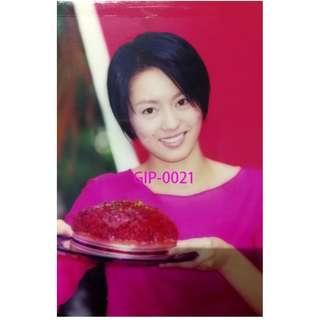 【尋寶鋪】GIGI 梁詠琪 珍藏照片 1張7元