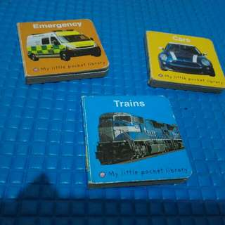 Boardbook Transportation