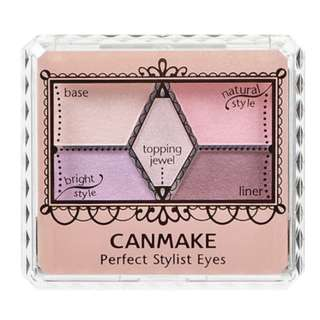(PO) Canmake Perfect Stylist Eyes [9 Colors To Choose]