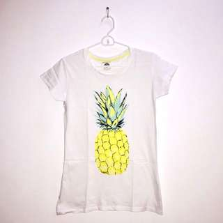 Cotton On Pineapple Shirt