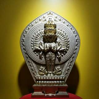 Tibetan thousands arms Avalokitesvara 藏传千手观音