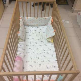 Ikea Baby Cot [price reduced]