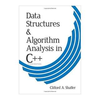 Data Structures and Algorithm Analysis in C++, Third Edition (Dover Books on Computer Science) Third Edition Edition, Kindle Edition by Dr. Clifford A. Shaffer (Author)