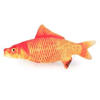 Orange Fish Soft Toy (18cm)