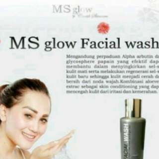 Faciol wash ms