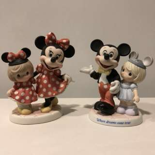 Disney Figurines - Precious Moment