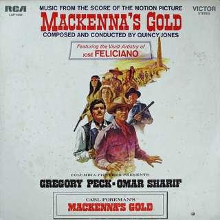 MacKenna's Gold vinyl LP
