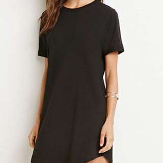 Black Tshirt Dress