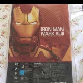Hot toys: ironman