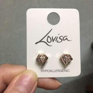全新Lovisa耳環