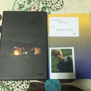 BTS YOUNG FOREVER NIGHT VERSION ALBUM
