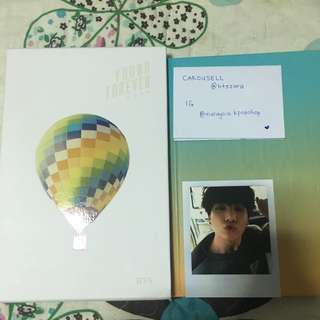 BTS YOUNG FOREVER DAY VERSION ALBUM