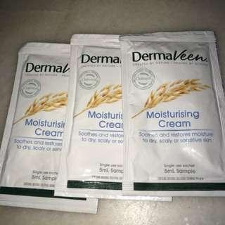 DermaVeen Moisturising Cream
