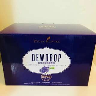 Young Living Dew Drop Essential Oil Ultrasound Diffuser➡️ For serious buyer