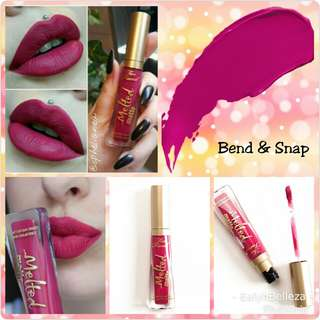 Too Faced Melted Matte Liquified Matte Lipstick (Bend & Snap)