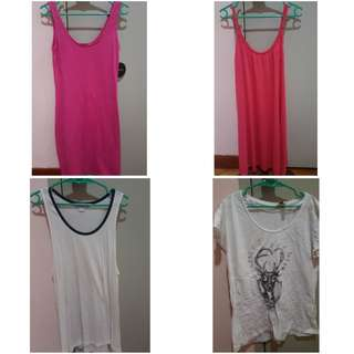 COTTON ON PRELOVED TOPS