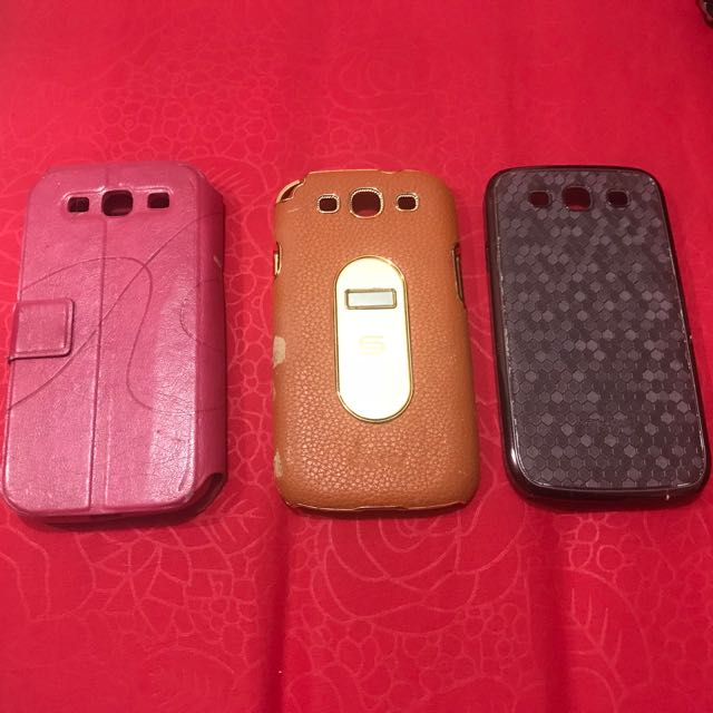 3in1 Hardcase Samsung Galaxy S3