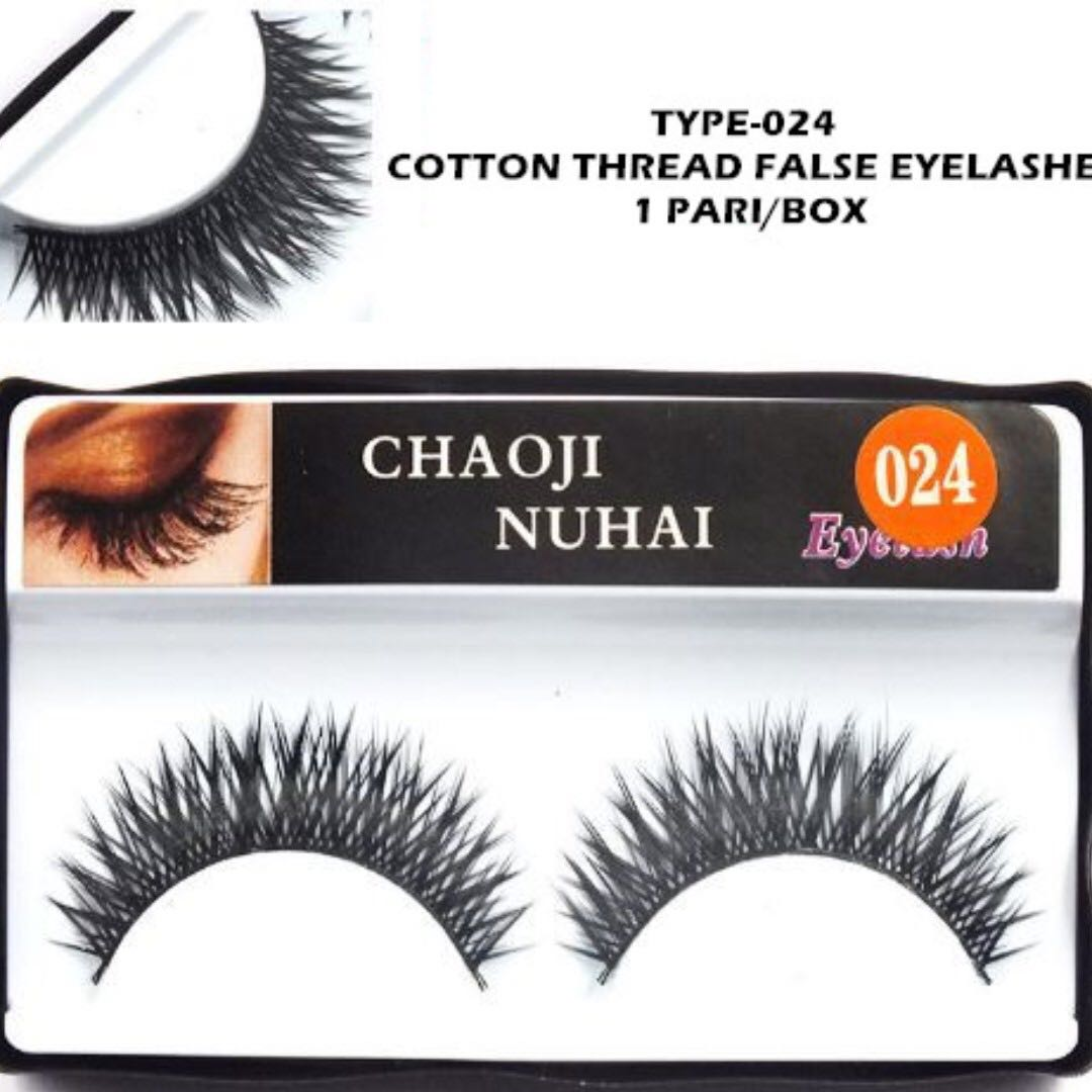 4 Types False Eyelashesfake Eyelasheyelashes Health Beauty