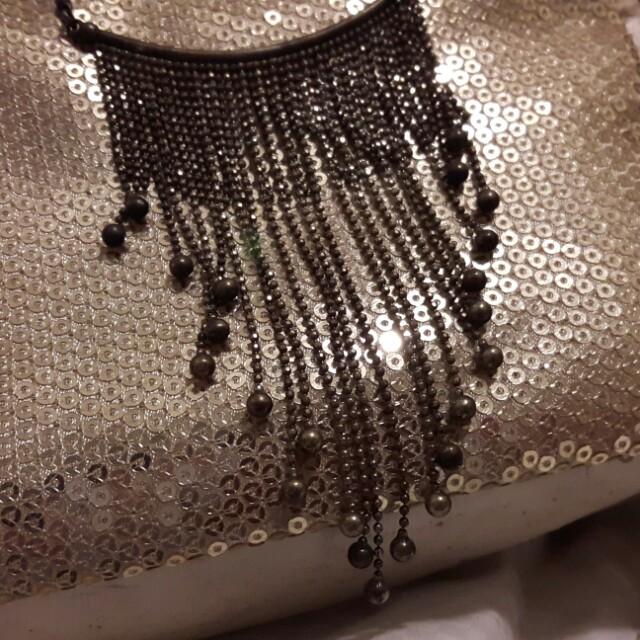 純銀925手工項鍊(專櫃購買)