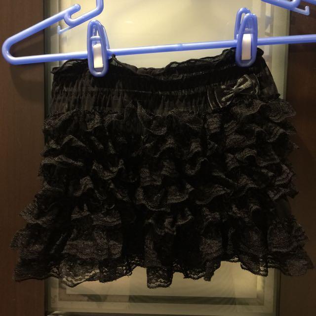 透膚內搭褲裙(僅下水洗)